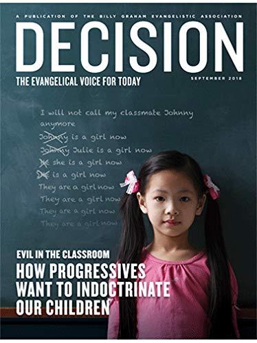 Magazines : Decision - North American Edition