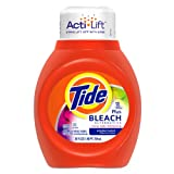 Tide Liquid Laundry Detergent With Bleach Alternative Vivid White & Bright