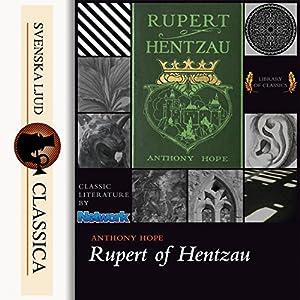 Rupert of Hentzau (Zenda 2) Audiobook