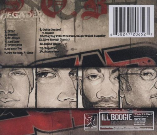 Megadef by Ill Boogie (Car469)