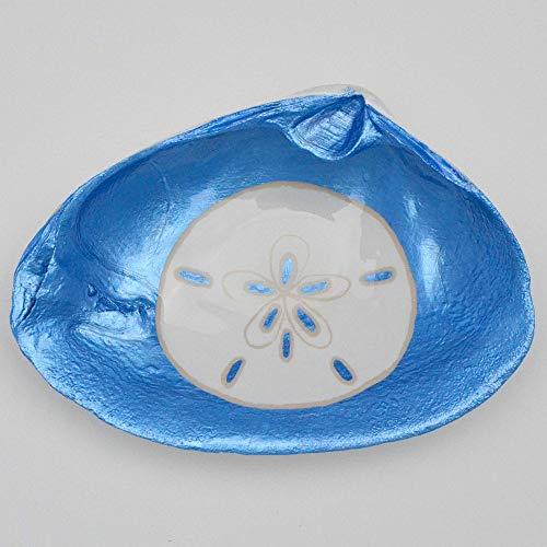 Sand Dollar Shell Dish | Soap Dish - Spoon Rest - Ring Dish - Jewelry Dish - Trinket Dish - Catchall Dish | Nautical Decor Home Accent