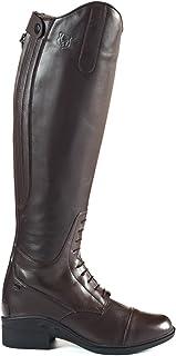 JTE - Nebraska H20, Stivali da equitazione, donna, misura 4, colore: Nero