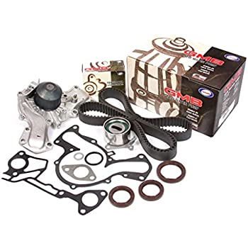 Evergreen TBK139WP 87-00 Mitsubishi Hyundai Chrysler Dodge Plymouth 3.0 SOHC 6G72 Timing Belt Kit w/ Water Pump