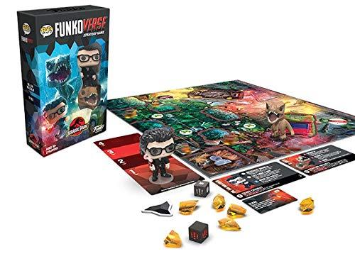 Funkoverse: Golden Girls 101 2-Pack Board Game