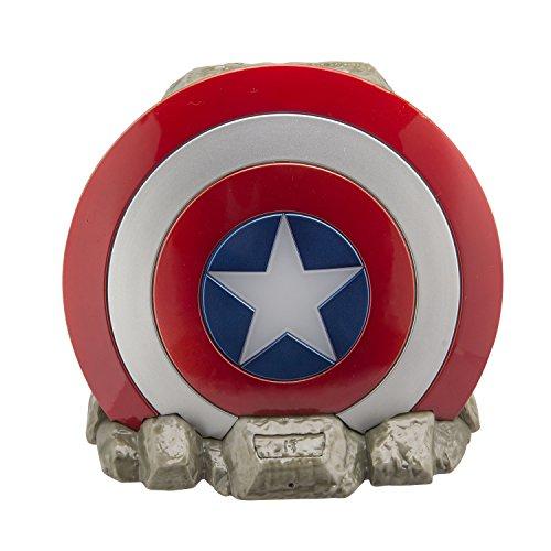 Captain America: Civil War Shield Bluetooth Speaker ()