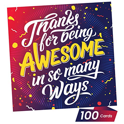 Thank You Appreciation Gifts Cards - Square 3.5