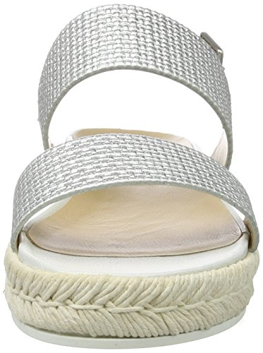 Donna Peperosa Col Argento Tacco argento 8605 Scarpe Argento wqqgS7U