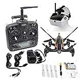 Walkera Rodeo150 Drone with Camera 600TVL 5.8G Goggle 4 Glasses DEVO 7
