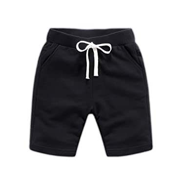 e86ba8f0a9 Baby Shorts Children's Shorts Cotton Shorts Solid Color Boys and ...