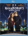 Cover Image for 'Nick & Norah's Infinite Playlist (Blu-ray)'