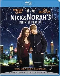 Nick & Norah's Infinite Playlist [Blu-ray] (Bilingual) [Import]