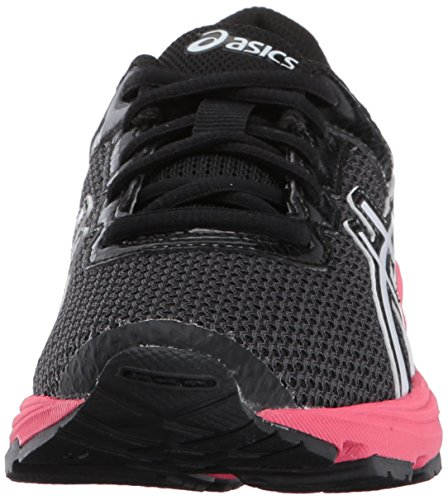 ASICS Unisex GT-1000 6 GS Running Shoe, Dark Grey/White/Rouge Red, 4 Medium US Big Kid by ASICS (Image #4)