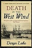 Death in the West Wind (John Rawlings Mystery)