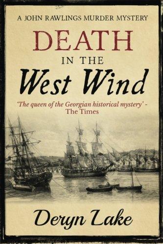 Download Death in the West Wind (John Rawlings Mystery) pdf