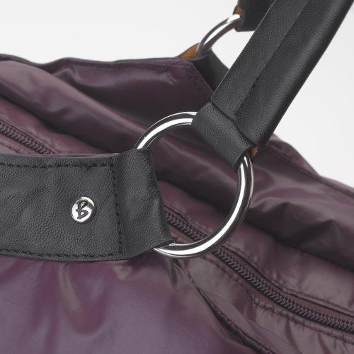 Babymel BM2502 - Bolso cambiador, color morado