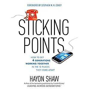 Sticking Points Audiobook
