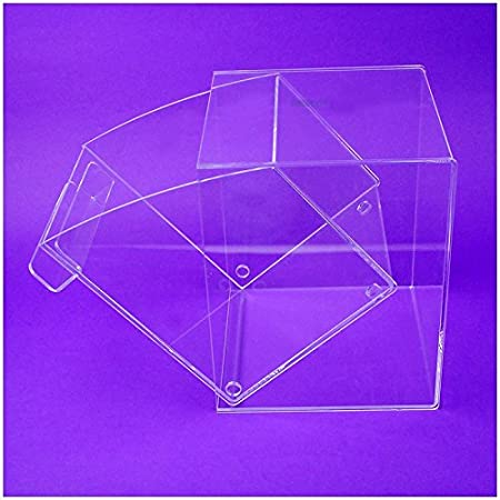 Faberplast Caja Abatible, Metacrilato, 30x31x30 cm: Amazon.es: Hogar