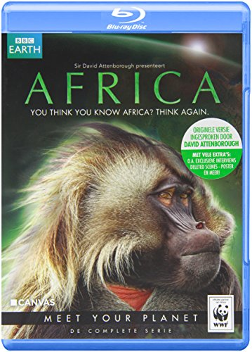 BBC Earth - Africa Blu-Ray