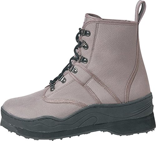 Caddis Men's Taupe EcoSmart Grip Sole Wading Shoe, 7-10