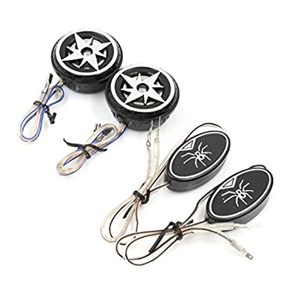 Amazon.com: 2pcs 48mm Altavoces Dia de coches Tweeter de cúpula 150W 4 Ohm: Car Electronics