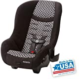 Safe Cosco Convertible Car Seat Scenera NEXT for At Least 2 Years Babies, Kids, Toddlers with Side Impact Protection, 5-point Front Harness, 5 Heights and 3 Buckle Location for BEST FIT, Forward-facing 22-40 Lbs (29 to 43), COMPACT LIGHTWEIGHT TSA Design for Airport Security, Fits 3 Across in the Back Seat of Any Vehicle and Airplane, Machine Washable and Dryer Safe Seat Pad, Dishwasher Safe Removable Cup Holder, Meets and Exceed NHTSA Standards, Made in USA (Otto) by Cosco