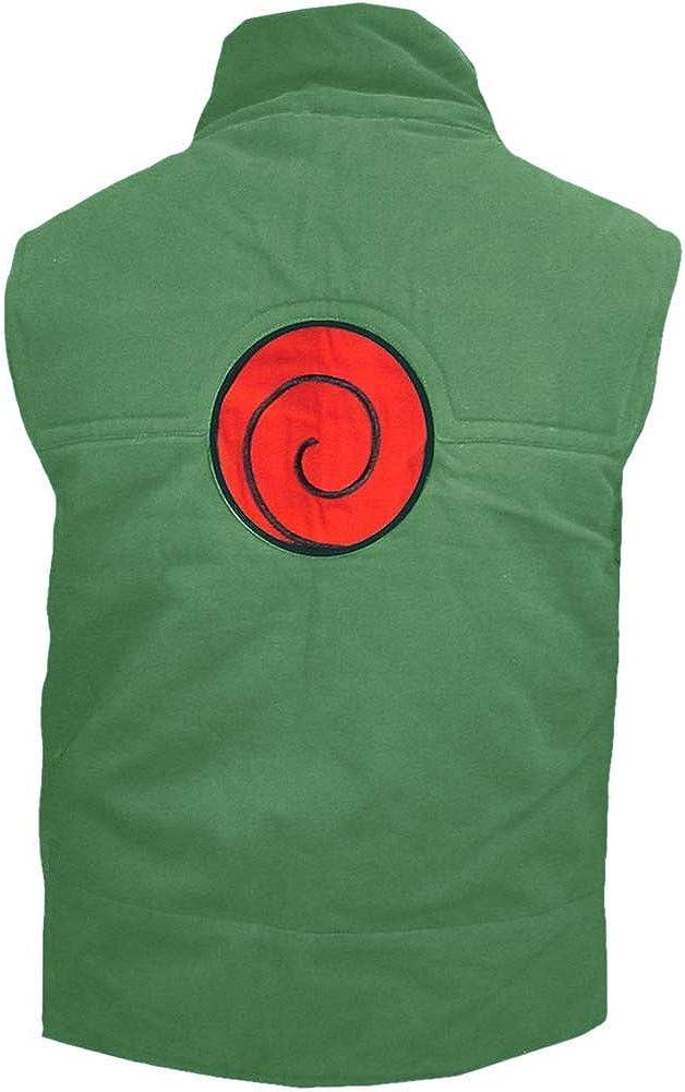 Naruto Kakashi Mp3 Pocket Vest