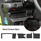 4Real Carbon Fiber Center Console Panel Cover