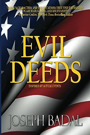 book cover of Evil Deeds