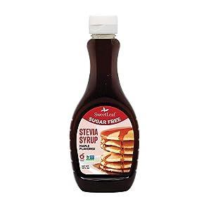 SweetLeaf Stevia Syrup Maple, 12 Fl Oz