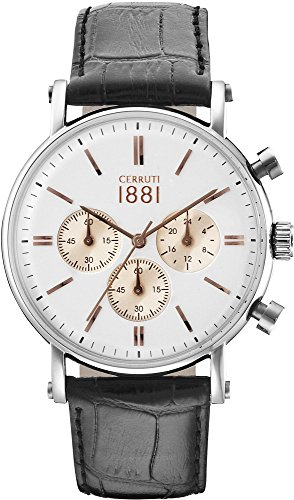 CERRUTI TREMEZZO Men's watches CRA110STR01BK