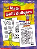 Mega Fun Math Skill Builders, Richard Porteus, 0439044936