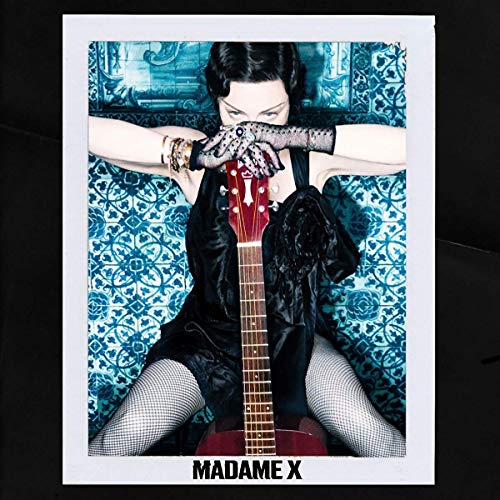 Madame X: Deluxe (2CD Set) cover