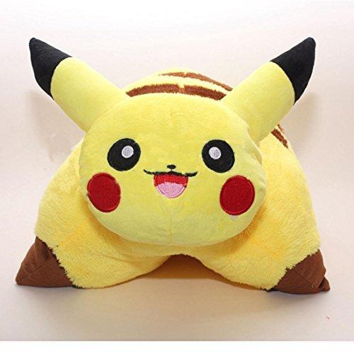 Pikachu Pokemon Pet Pillow Sleep Cushion Soft Plush