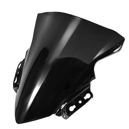 KIMISS Material de PC Parabrisas modificado para motocicleta ...