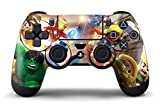 Sony PlayStation 4 PS4 JoyPad Gaming Protective Vinyl Theme Decal Sticker Skin Decoration Cover [ Controller Not Included ]