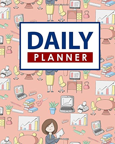 Download Daily Planner: Daily Planner Notebook, Planner For Moms, Daily To Do Book, Scheduling Appointments (Daily Planners) (Volume 38) PDF