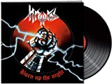 Kryptos: Burn Up The Night (Lim.Gtf.Vinyl) [Vinyl LP] (Vinyl)