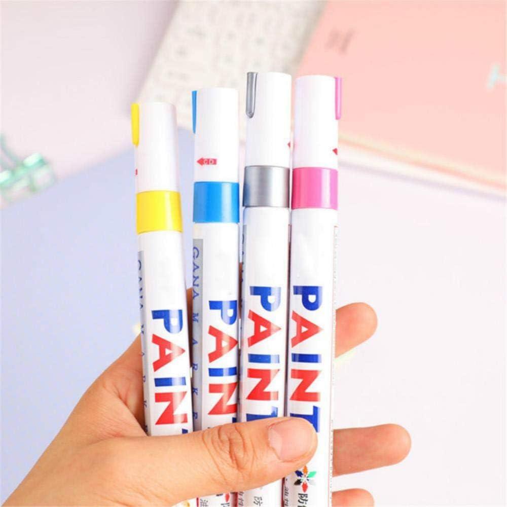 Tile Marker Repair Wall Pen White Grout Marker Odorless Non Toxic for Tiles