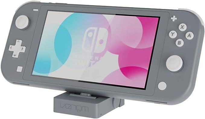 Venom Switch Lite Charging Stand - Grey (Nintendo Switch Lite) - Nintendo Switch [Importación inglesa]: Amazon.es: Videojuegos