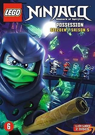 LEGO Ninjago: Masters of Spinjitzu - Complete Season 5: Amazon.co ...