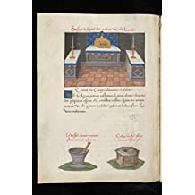 Ilustrated Jewish Kabbala manuscript 16th C (French) (French Edition)