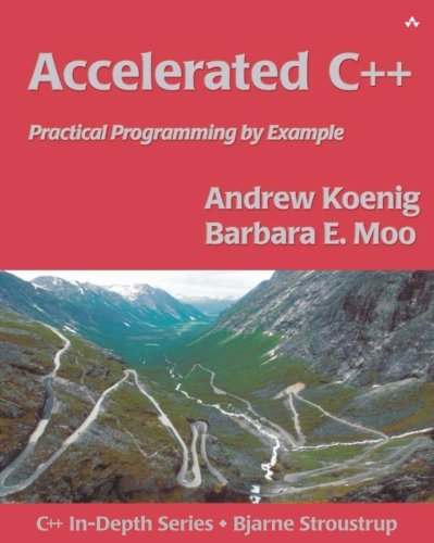 Accelerated C++: Practical Programming by Example (C Programming Examples compare prices)