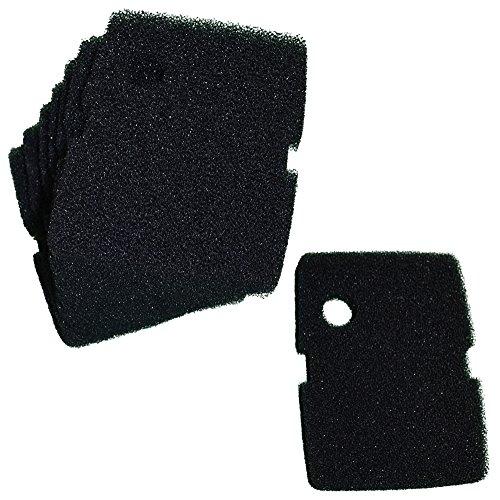 Bio Sponge for Penn-Plax Cascade 1200 / 1500 Canister Filter Foam - 8 Pack (Sponge Bio Cascade)