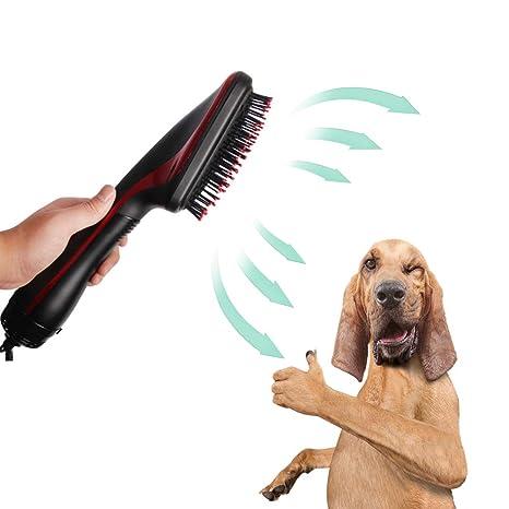 MonsterKill Dos en uno Eléctrico Secador de Pelo,Peine del Pelo/Mascota Perros Gatos