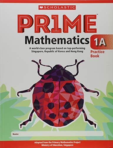 Prime Mathematics Practice Book 1a