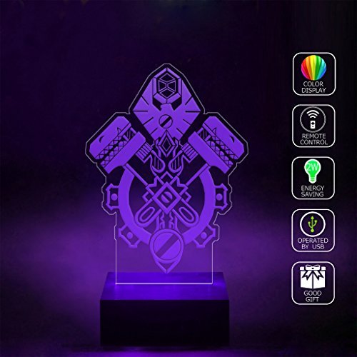 sanjie-gnome-crest-wow-logo-home-bedroom-decorative-3d-lamp-rgb-full-color-44-key-remote-control-usb
