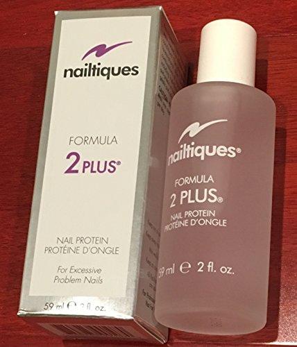 Nailtiques Formula 2 Plus Nail Protein For Excessive Problem Nails 2 fl. oz. - 1 Bottle by Nailtiques