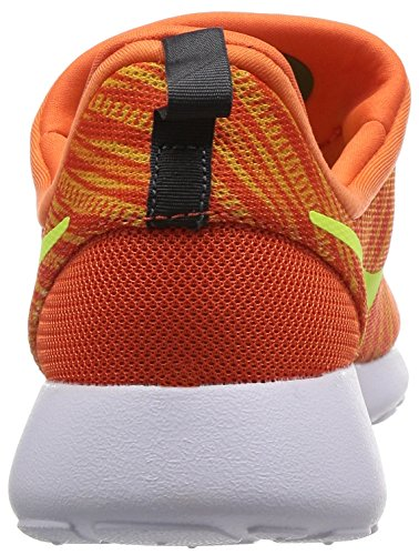 Nike Sudadera brianna polywarp ELECTRIC ORANGE-VOLT-ATOMIC MANGO-WHITE