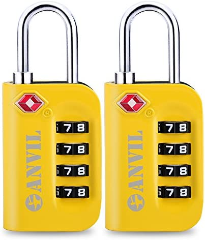 TSA Approved Luggage Lock Combination product image