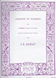 Andante Et Scherzo for C or Bb Trumpet by J.E. Barat AL21324